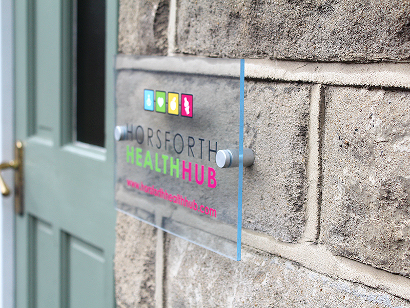Therapy room rental in Leeds perfect for acupuncture and podiatry