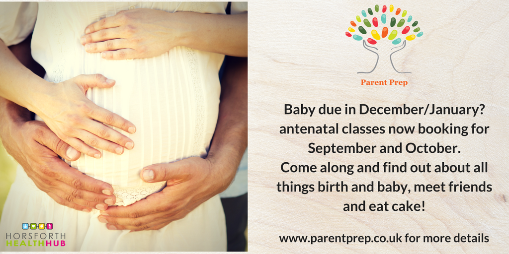 Parent Prep UK Antenatal and Postnatal Classes